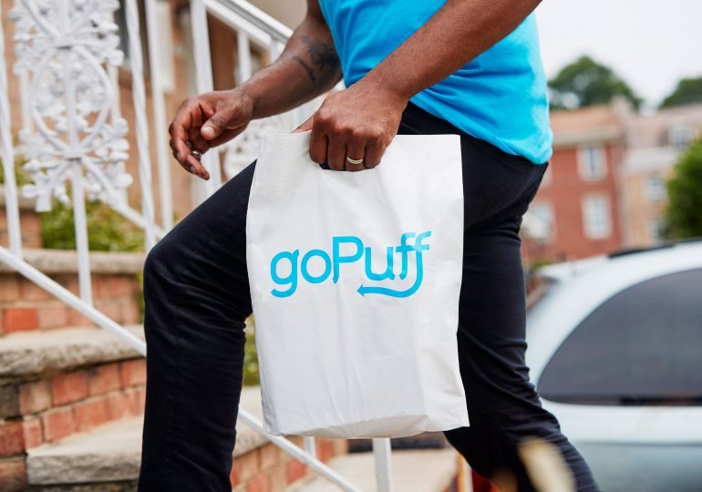 Uber partners with Softbank-backed Gopuff to deliver everyday essentials, from snacks to toothpaste