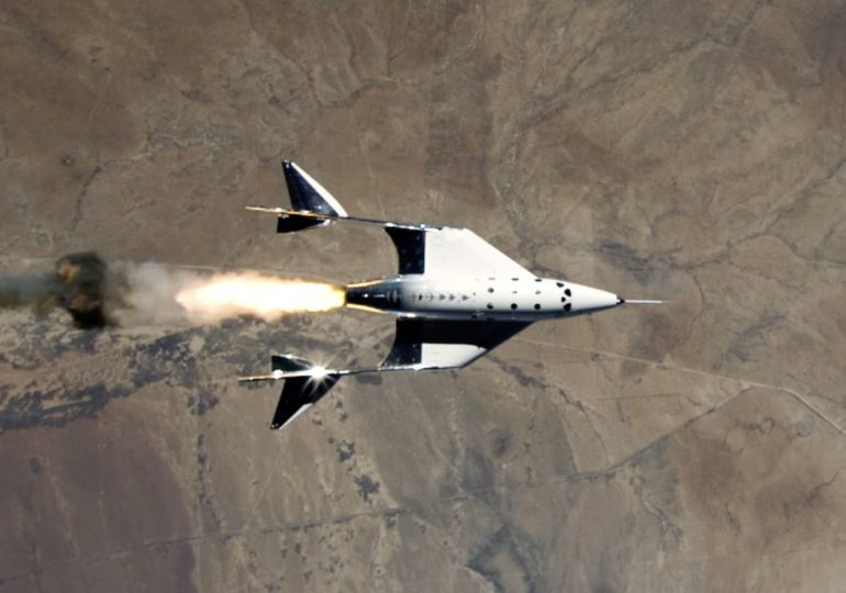 Virgin Galactic completes first spaceflight in over two years, in step toward finishing development
