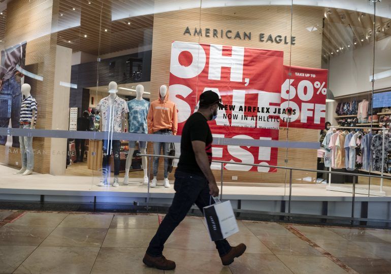 American Eagle is the latest apparel retailer to crush estimates as teens head back to the mall