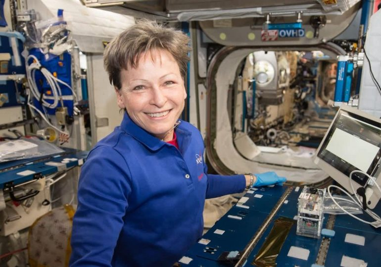 Axiom Space lines up second private flight to the ISS, led by record-holding astronaut Peggy Whitson