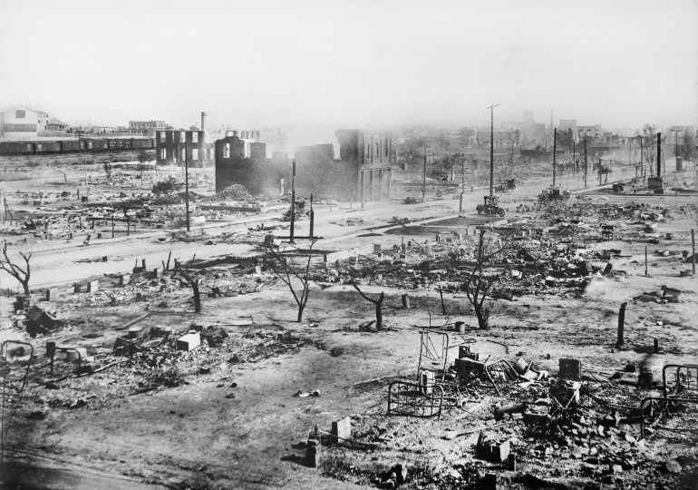 Black Wall Street was shattered 100 years ago. How the Tulsa race massacre was covered up and unearthed