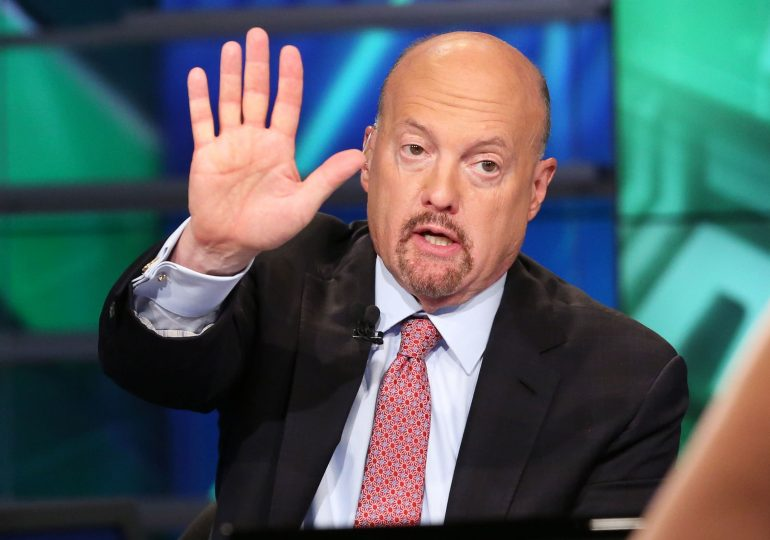 Cramer says he 'sold almost all' of his bitcoin, fearing China has had it with crypto