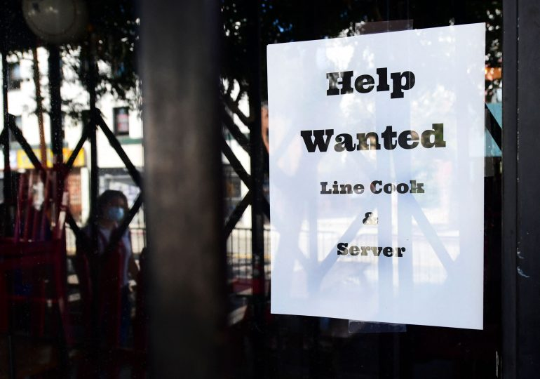 Cutting off unemployment benefits early is not pushing people to find work, data suggests