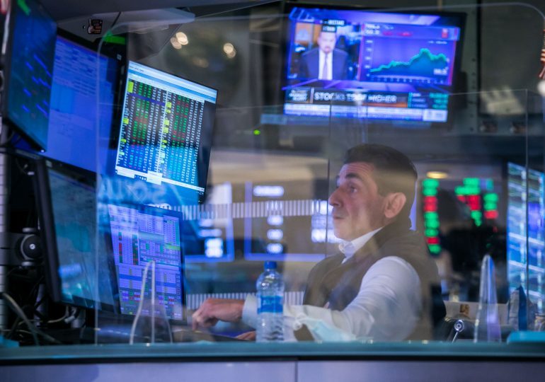 Dow futures rise 100 points helped by Nike earnings, key inflation report ahead