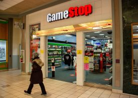 GameStop sales rise 25% as retailer chases e-commerce growth, says it may sell 5 million shares