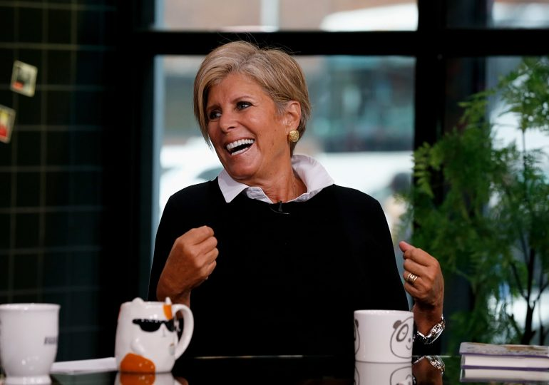 Here's Suze Orman's best advice for small business owners
