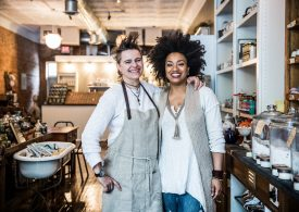 LGBTQ small businesses confident about post-pandemic future but don't have succession plans in place