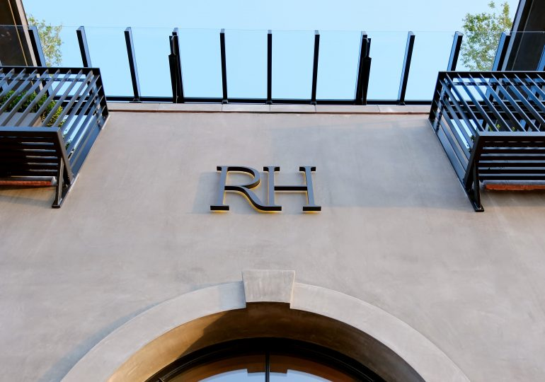 RH beats earnings, hikes outlook as retail rebound boosts high-end home goods; shares jump