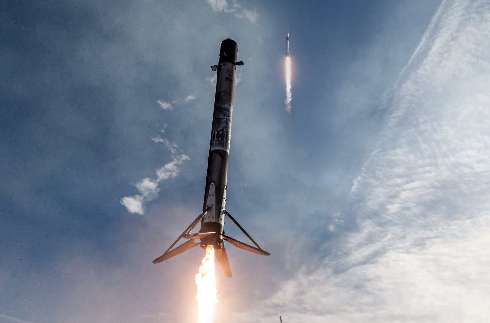 Space Force clears SpaceX to launch reused rockets for military missions