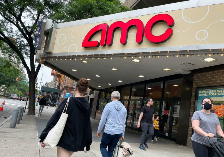 AMC share price gets cut in half as reality sets in for meme stock investors