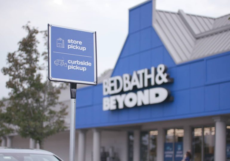 Bed Bath & Beyond shares surge as retailer hikes 2021 outlook, saying turnaround is gaining momentum