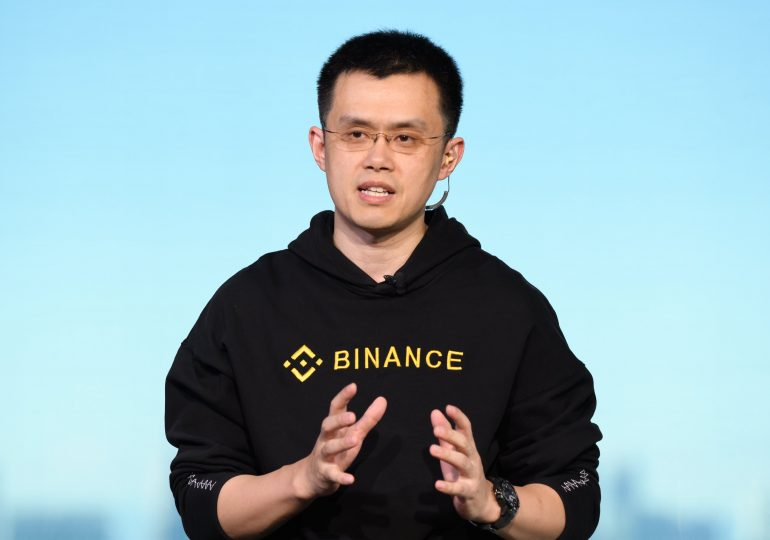 Binance CEO says he's willing to step down as world's biggest crypto exchange welcomes regulation