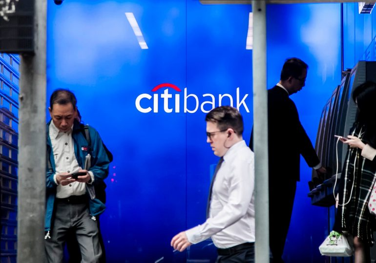 Citigroup beats analysts' estimates for profit, helped by $1.1 billion boost from loans