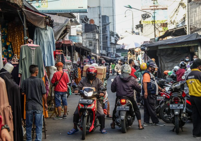 Covid resurgence in parts of Asia drag down consumer spending