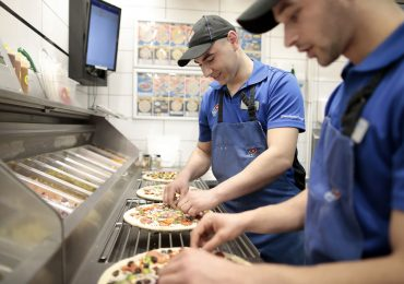 Domino's stock climbs 11% on earnings beat, strong pizza demand in the U.S.