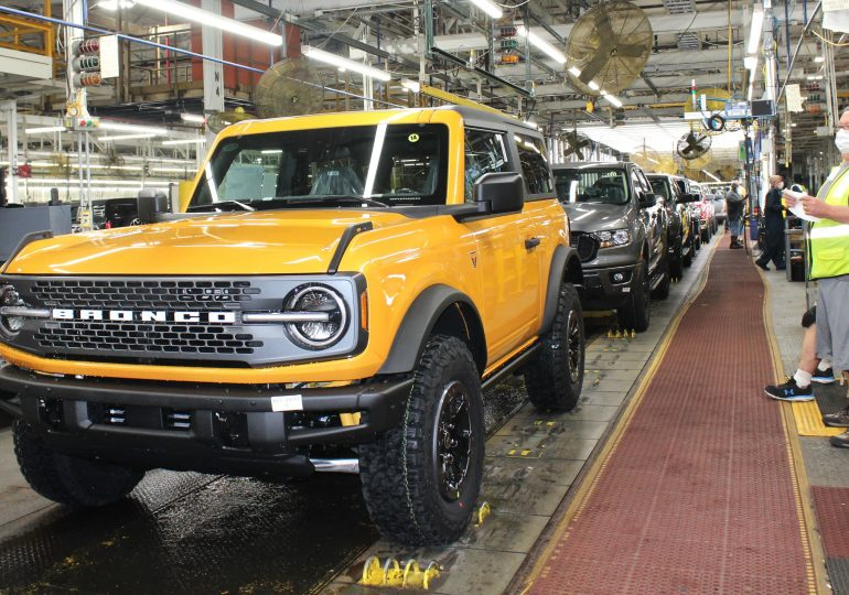 Ford's June sales decline by 26.9% as company misses second-quarter expectations