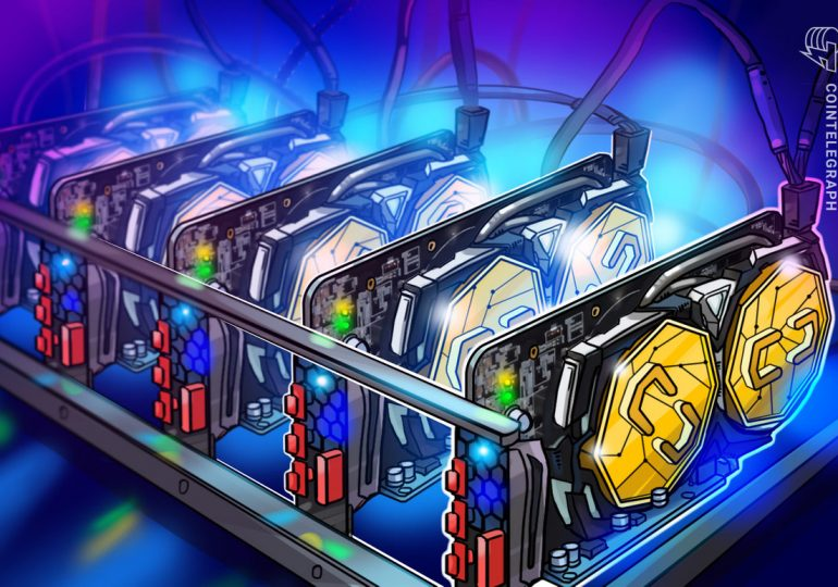 Green BTC miner Bitfarms' production up 50% after China ban, as Compass goes nuclear