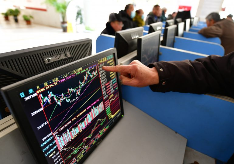 Investors bought Chinese stocks in the last week, despite regulatory concerns