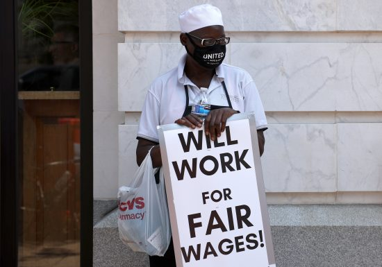 It's been 12 years since the last federal minimum wage increase. Where efforts to raise the pay rate stand