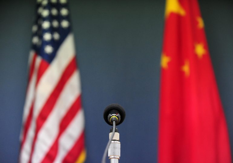 U.S. and China can co-exist peacefully, says White House's Kurt Campbell