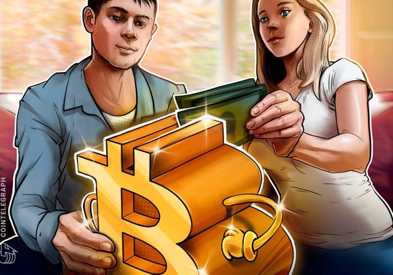 Unique Bitcoin-backed home loan refinancing deal in California