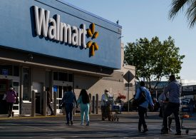 Walmart's latest business: Selling its e-commerce tech to other retailers