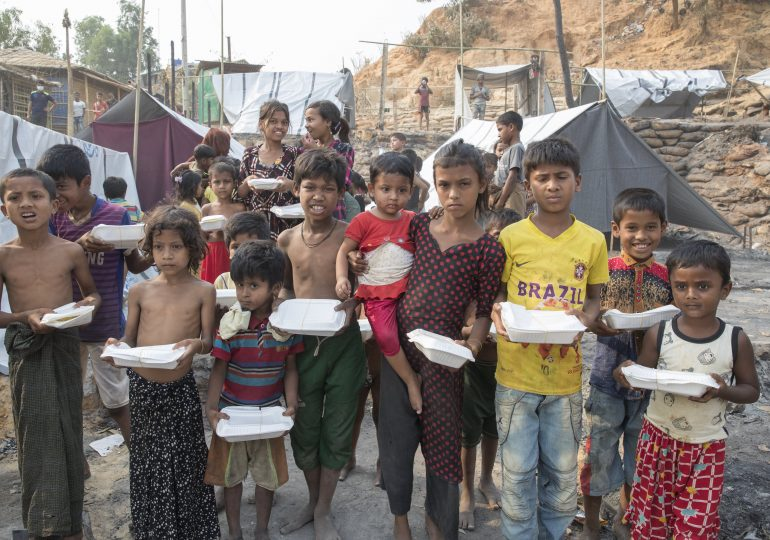 War, Covid and climate change fuel the world's hunger crisis, killing 11 people every minute: Oxfam