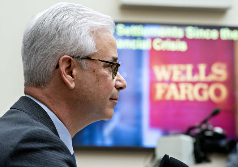 Wells Fargo profit tops expectations with boost from release of money set aside for loan losses