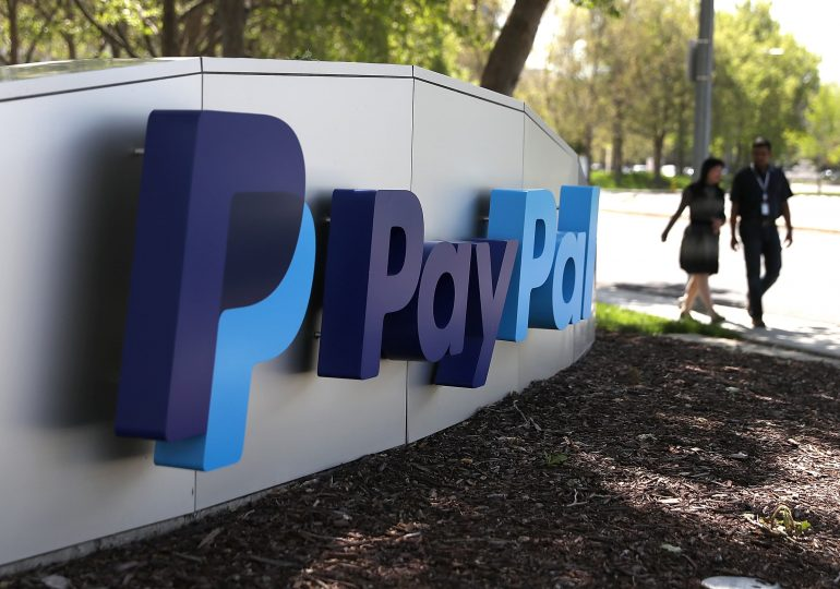 PayPal is exploring a stock-trading platform for U.S. customers
