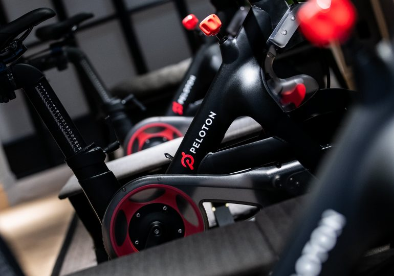 Peloton shares fall after cycle maker posts disappointing earnings and outlook, cuts Bike price