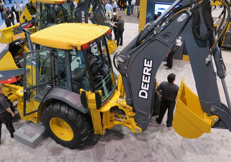 Stocks making the biggest moves premarket: Deere, Foot Locker, Buckle, Spotify and more