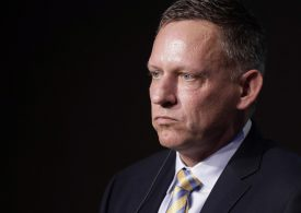 Billionaire Peter Thiel could be forced to pull $5 billion from his retirement account, if House bill passes