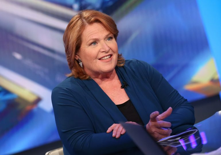 Former Sen. Heidi Heitkamp, a Democrat, says Biden's plan to tax assets at death would hurt family businesses