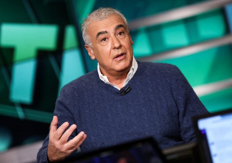 Investor Marc Lasry thinks the big-spending U.S. could be headed for distress