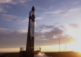 Rocket Lab signs five-launch deal with European Internet of Things satellite company Kinéis