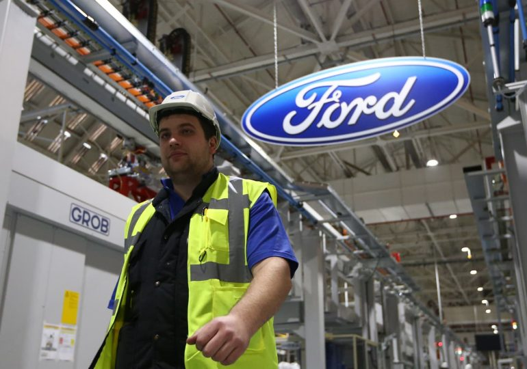 Stocks making the biggest moves in the premarket: Ford, Thor Industries, Applied Materials and more