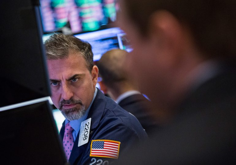 U.S. stock futures are flat to start the trading week as investors worry about delta's impact