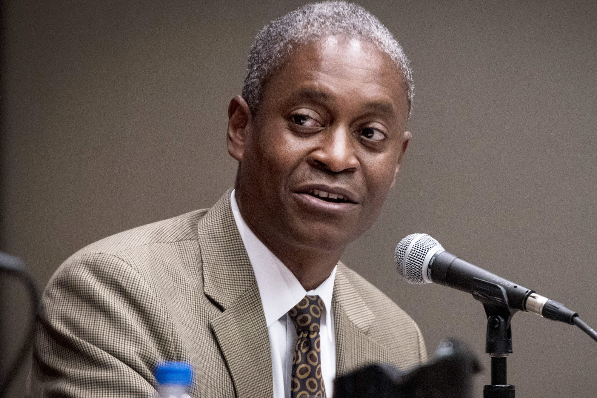 Fed's Bostic sees interest rate hike coming next year as inflation lingers