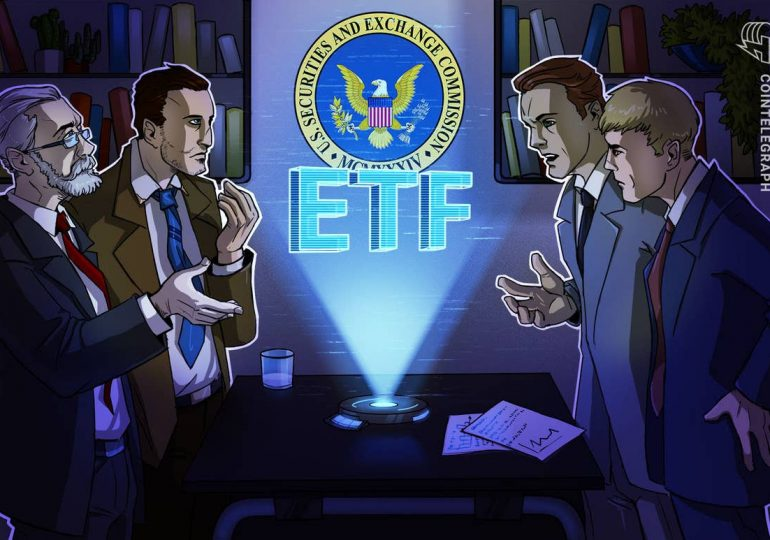 SEC extends four Bitcoin ETF deadlines by 45 days